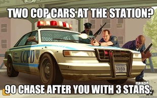 GTA Cop