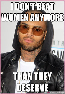 Not misunderstood Chris Brown