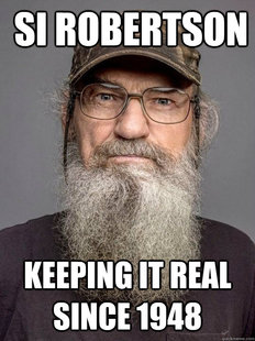 Uncle Si 2016 meme | quickmeme