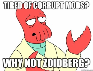 Why Not Zoidberg