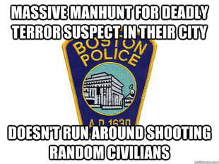 Good Guy Boston Police