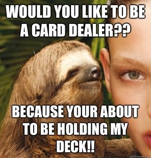 The gallery for --> Deez Nuts Sloth