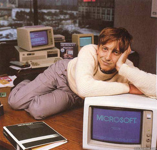 Dreamy Bill Gates