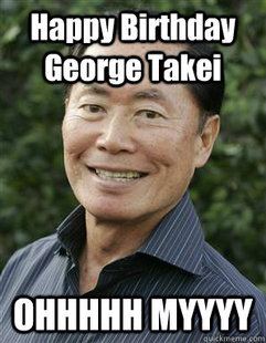 Tough Guy Takei