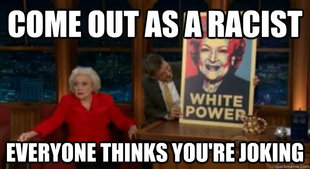 Betty White Problems