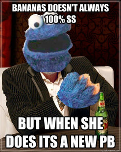The Most Interesting Cookie Monster In The World