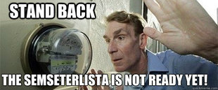 Bill Nye - Stand Back