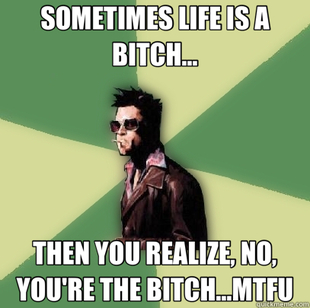 Helpful Tyler Durden