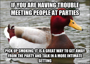 Malicious Advice Mallard