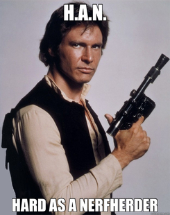 What Han in Han Solo really stands for...