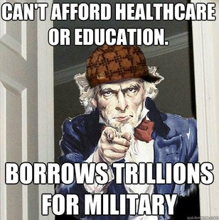 Scumbag Uncle Sam