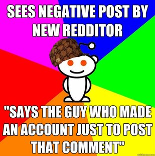 Scumbag Redditor