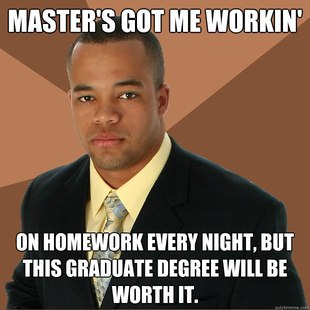 Successful Black Man