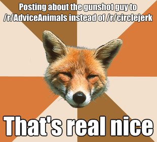 Condescending Fox