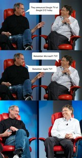 Steve Jobs vs Bill Gates