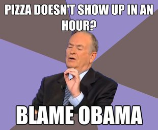 Bill O Reilly