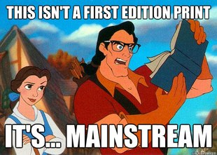 Hipster Gaston