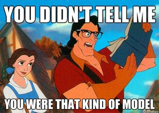 Hipster Gaston 2