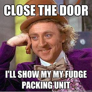Creepy Wonka