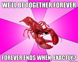 Long-term relationship Lobster